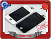 Тачскрин + дисплей на Iphone 4, белый