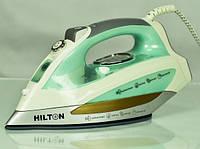 Утюг керамический с системой антинакипь 2400 Вт Hilton 1511 DB