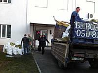 Мешки полипропиленовые б/у,мешки под строительный мусор