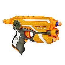 """Игрушечное оружие «Hasbro» (53378) бластер """"Нёрф Н-Страйк Элит Файерстрайк (Nerf N-Strike Elite Firestrike)"""""""
