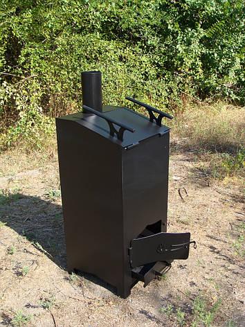 Печь для переработки мусора /печка для сжигания архивных документов, фото 2