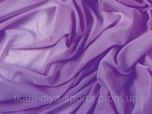 Стрейч-сетка CHRISANNE (Англия) ярко-сиреневая (lilac dream)