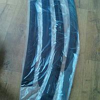 Дефлекторы окон (ветровики) на Мазда 3 с 2012> седан\хетчбек (клей) ANV air.