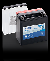 Аккумулятор Exide 12V 18AH/230A (ETX20CH-BS)