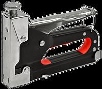Степлер отделочный металлический скобы 11,3 х4-14мм TECHNICS, фото 1