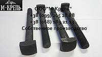 Т-образный болт М20 х 60-200мм ГОСТ 13152-67, DIN 186