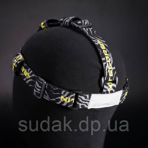 Наголовне кріплення для ліхтарів Nitecore Headband HB02