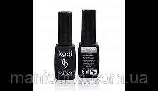 Верхнє покриття Kodi Professional No sticky top coat без липкого шару, 12 мл