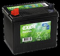 Аккумулятор Exide 12V 24AH/250A (4901 GARDEN)