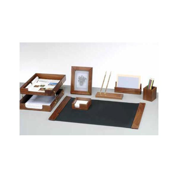 Подарочный набор настольный из дерева BESTAR 7281WD (7 предметов)