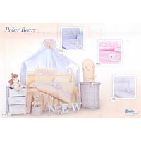 Постельный комплект Tuttolina Polar Bears