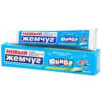 Зубная паста Новый жемчуг Яблоко+мята 50 мл