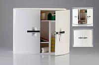 Удобный шкафчик в ванную комнату с замком, фото 1