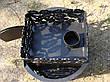 """Дровяная печь для бани """"Каменка без выноса, со стеклом"""", 4мм, фото 3"""
