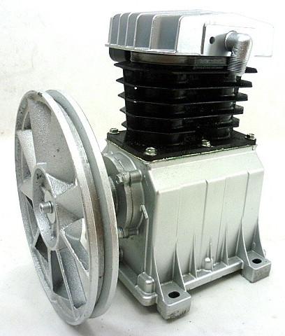 Компрессорная головка Schwarzbau одноцилиндровая, 400 л/мин