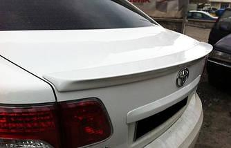 Спойлер сабля тюнинг Toyota Avensis 2009+
