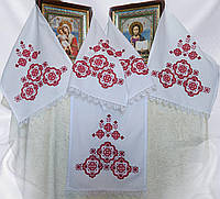 Рушник под икону с вышивкой «Діторобчик»