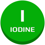 йод / iodine