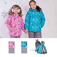 Зимний костюм для девочки Libellule (Baby Line) Z99-16 Z95-16 термо р.92 бирюзовый