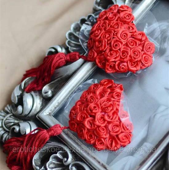 Наклейки на грудь «Розы»