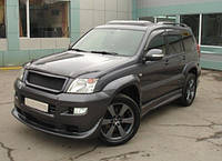 Реснички бровки Toyota Land Cruiser Prado 120