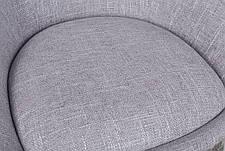 Стул обеденный модерн мягкий  VITORIA   Nicolas (Витория), светло-серый, фото 3