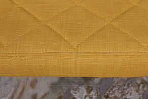 Кресло - банкетка VALENCIA Nicolas  (Валенсия),  текстиль - желтая, фото 2
