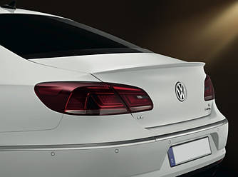 Спойлер сабля Volkswagen Passat CC (пластик)
