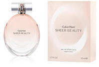 Парфюмированная вода Calvin Klein Sheer Beauty