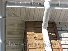 Софит АЛЬТА-ПРОФИЛЬ без перфорации, коричневый 3,00х0,232м (0,696 м2), фото 2