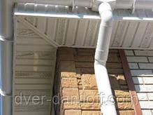 Софит АЛЬТА-ПРОФИЛЬ с перфорацией, коричневый 3,00х0,232м (0,696 м2), фото 2
