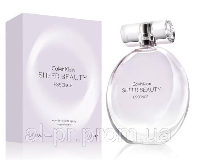 Парфюмированная вода Calvin Klein Sheer Beauty Essence