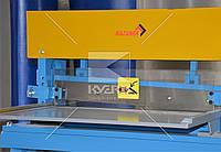 Ручная гильотина для рубки металла Mazanek GRs - 500