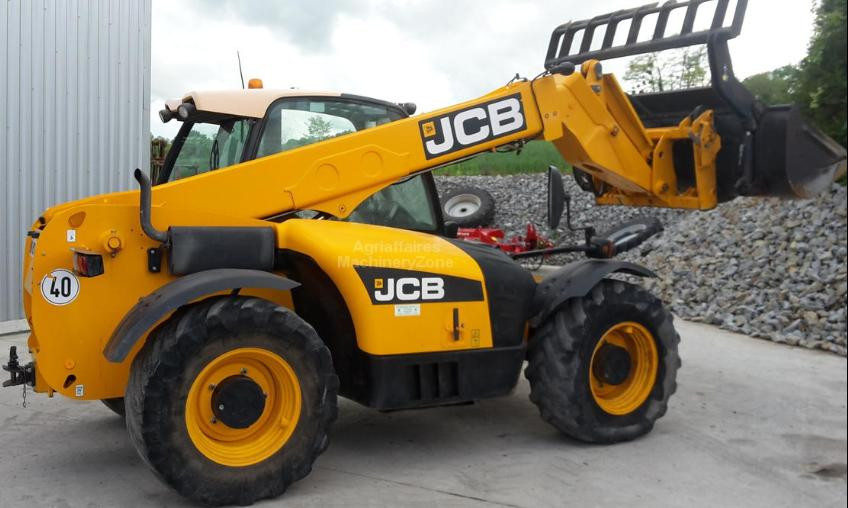 JCB 531-70 AGRI SUPER