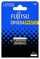 Батарейка FUJITSU Lithium Cell  3V  CR123