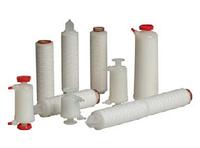 Стериализующие фильтры, фильтры для удаления БЭ, предфильтры (мембранные PES, PTFE, NYL)