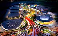 Светодиодные экраны Panasonic на Олимпийских и Паралимпийских играх 2016