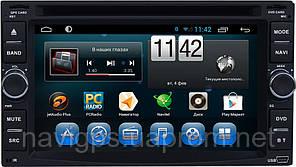 Hyundai универсальная. Kaier KR-6213 Android, 4-х ядерный процессор