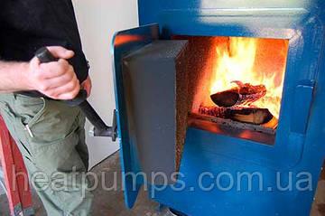 Какими дровами и как лучше топить котел?