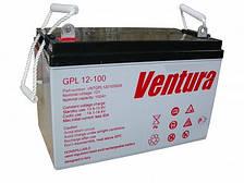 Аккумуляторные свинцово-кислотные батареи Ventura GPL 12-100