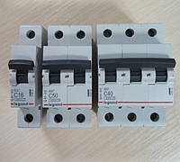 Атоматические выключатели Legrand RX3