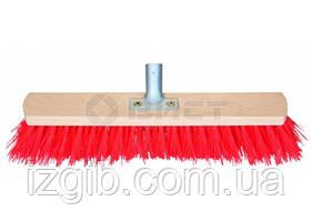 Щетка синтетическая для тротуарной плитки 300 мм