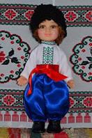 М*яка лялька- українець  Назар   27см