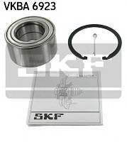 Подшипник ступицы колеса, комплект на Hyundai Elantra.Код:VKBA 6923