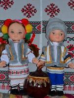 "Комплект ляльок ""Гуцули"""