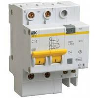 Пристрій захисного відключення ВД1-63 4Р 100А 30мА