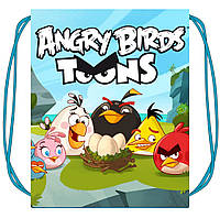 """Тканевой рюкзак """"Angry birds"""""""
