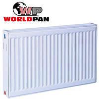 Радиатор стальной WorldPan 500*500 Тип 22 (глубина 100 мм)