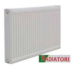 Радиатор стальной RADIATORY 500*500 Тип 22 (глубина 100 мм)