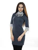 Строгое женское платье
